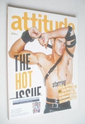 <!--2008-02-->Attitude magazine - Chad White cover (February 2008)