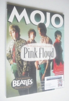 MOJO magazine - Pink Floyd cover (May 1994 - Issue 6)
