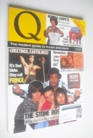 <!--1990-07-->Q magazine - The Stone Roses cover (July 1990)