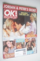 <!--2004-06-22-->OK! magazine - Jordan Katie Price and Peter Andre cover (22 June 2004 - Issue 423)
