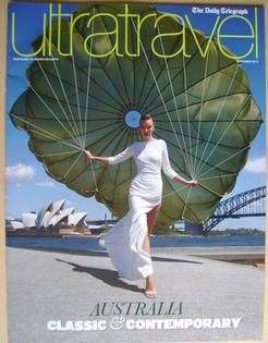 <!--2013-09-->Ultratravel magazine - Australia Classic &amp; Contemporary (September 2013)