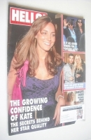 <!--2006-09-05-->Hello! magazine - Kate Middleton cover (5 September 2006 - Issue 934)