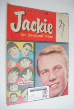 <!--1964-04-04-->Jackie magazine - 4 April 1964 (Issue 13)
