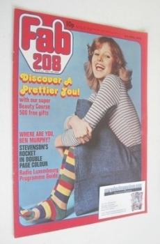 Fabulous 208 magazine (3 April 1976)