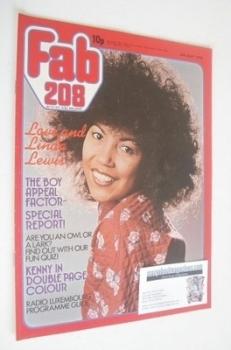 Fabulous 208 magazine (8 May 1976)