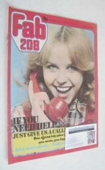 Fabulous 208 magazine (15 May 1976)
