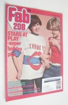 Fabulous 208 magazine (29 May 1976)