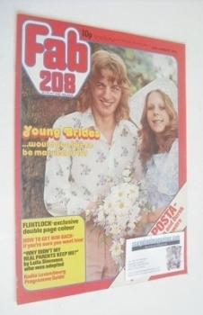 Fabulous 208 magazine (14 August 1976)