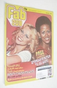 Fabulous 208 magazine (16 October 1976)
