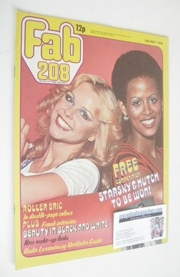<!--1976-10-16-->Fabulous 208 magazine (16 October 1976)