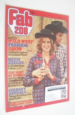 <!--1976-09-18-->Fabulous 208 magazine (18 September 1976)