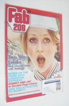 Fabulous 208 magazine (11 September 1976)