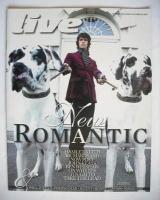 <!--2009-10-25-->Live magazine - Ben Whishaw cover (25 October 2009)