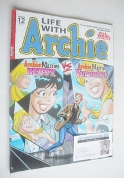 Life With Archie comic (Issue 12 - September 2011)