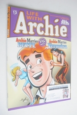 Life With Archie comic (Issue 13 - Published 2011)
