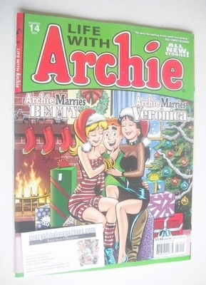 Life With Archie comic (Issue 14 - Published 2011)