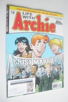 Life With Archie comic (Issue 16 - Published 2011)