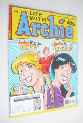 Life With Archie comic (Issue 17 - Published 2012)