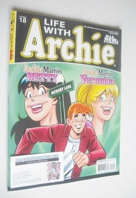 Life With Archie comic (Issue 18 - Published 2012)