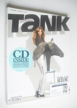 Tank magazine - Volume 3 Issue 11 - Zuzana Macasova cover