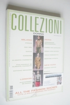 Collezioni Donna magazine (Autumn/Winter 1999 - N.70)