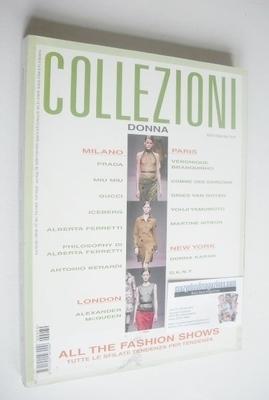 Collezioni Donna magazine (Autumn/Winter 1999 - N.70)