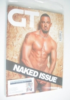 Gay Times magazine - Robin Windsor cover (Winter 2013)