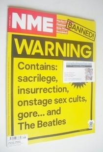 <!--2014-01-04-->NME magazine (4 January 2014)