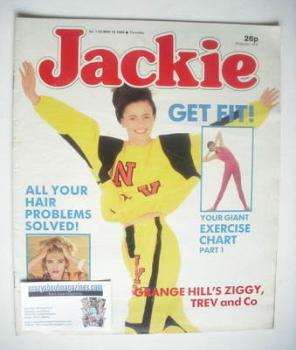 Jackie magazine - 15 November 1986 (Issue 1193)