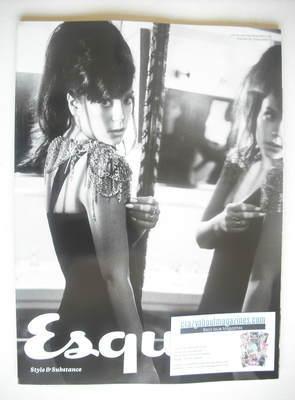 <!--2014-02-->Esquire magazine - Lily Allen cover (February 2014 - Subscrib