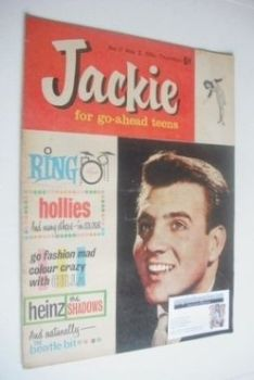 <!--1964-05-02-->Jackie magazine - 2 May 1964 (Issue 17)