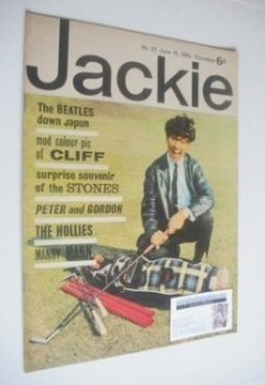 Jackie magazine - 13 June 1964 (Issue 23)