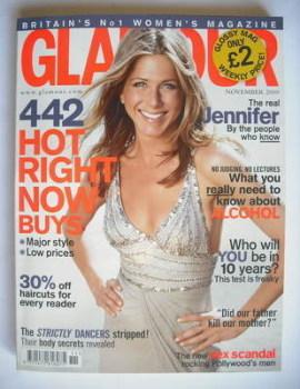 Glamour magazine - Jennifer Aniston cover (November 2009)