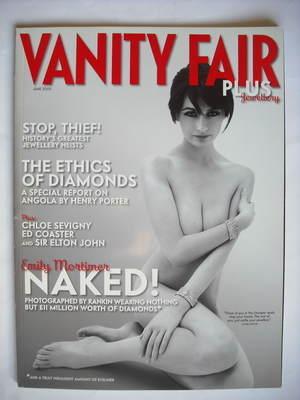 Vanity Fair Jewellery magazine supplement (June 2005 - Emily Mortimer cover