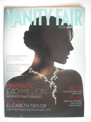 <!--2006-06-->Vanity Fair Jewellery magazine supplement (June 2006)