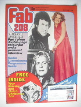 Fabulous 208 magazine (25 December 1976)