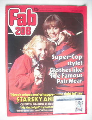 <!--1977-01-29-->Fabulous 208 magazine (29 January 1977)