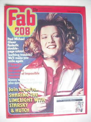 <!--1977-03-12-->Fabulous 208 magazine (12 March 1977)