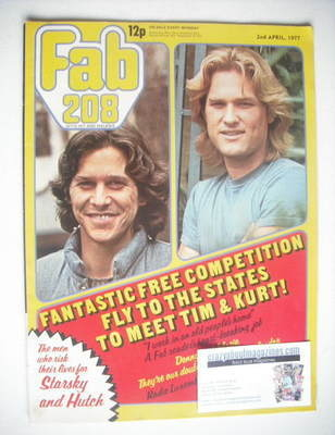 <!--1977-04-02-->Fabulous 208 magazine (2 April 1977)