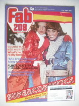 Fabulous 208 magazine (27 November 1976)
