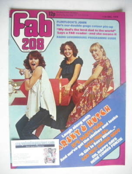 Fabulous 208 magazine (11 December 1976)