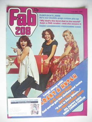 <!--1976-12-11-->Fabulous 208 magazine (11 December 1976)