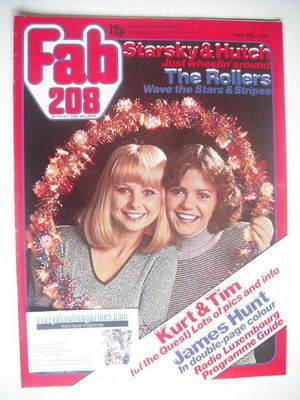 <!--1976-12-18-->Fabulous 208 magazine (18 December 1976)