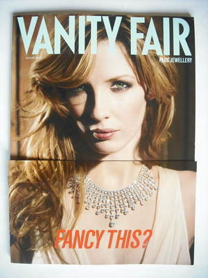 Vanity Fair Jewellery magazine supplement (August 2008 - Kelly Reilly cover