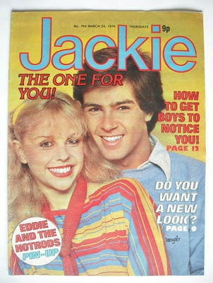 <!--1979-03-24-->Jackie magazine - 24 March 1979 (Issue 794 - Debbie Ash co