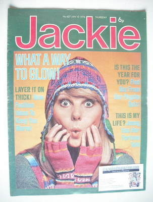 <!--1976-01-10-->Jackie magazine - 10 January 1976 (Issue 627)