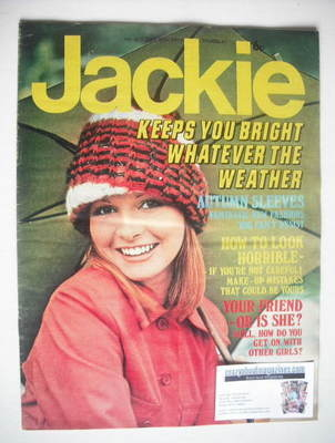 <!--1975-09-29-->Jackie magazine - 27 September 1975 (Issue 612)