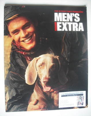 <!--1989-01-->The Sunday Times magazine - Men's Fashion Extra (1989)