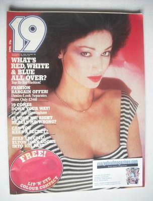 <!--1976-04-->19 magazine - April 1976