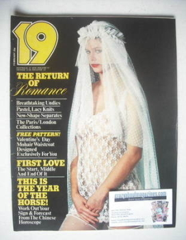 19 magazine - February 1978